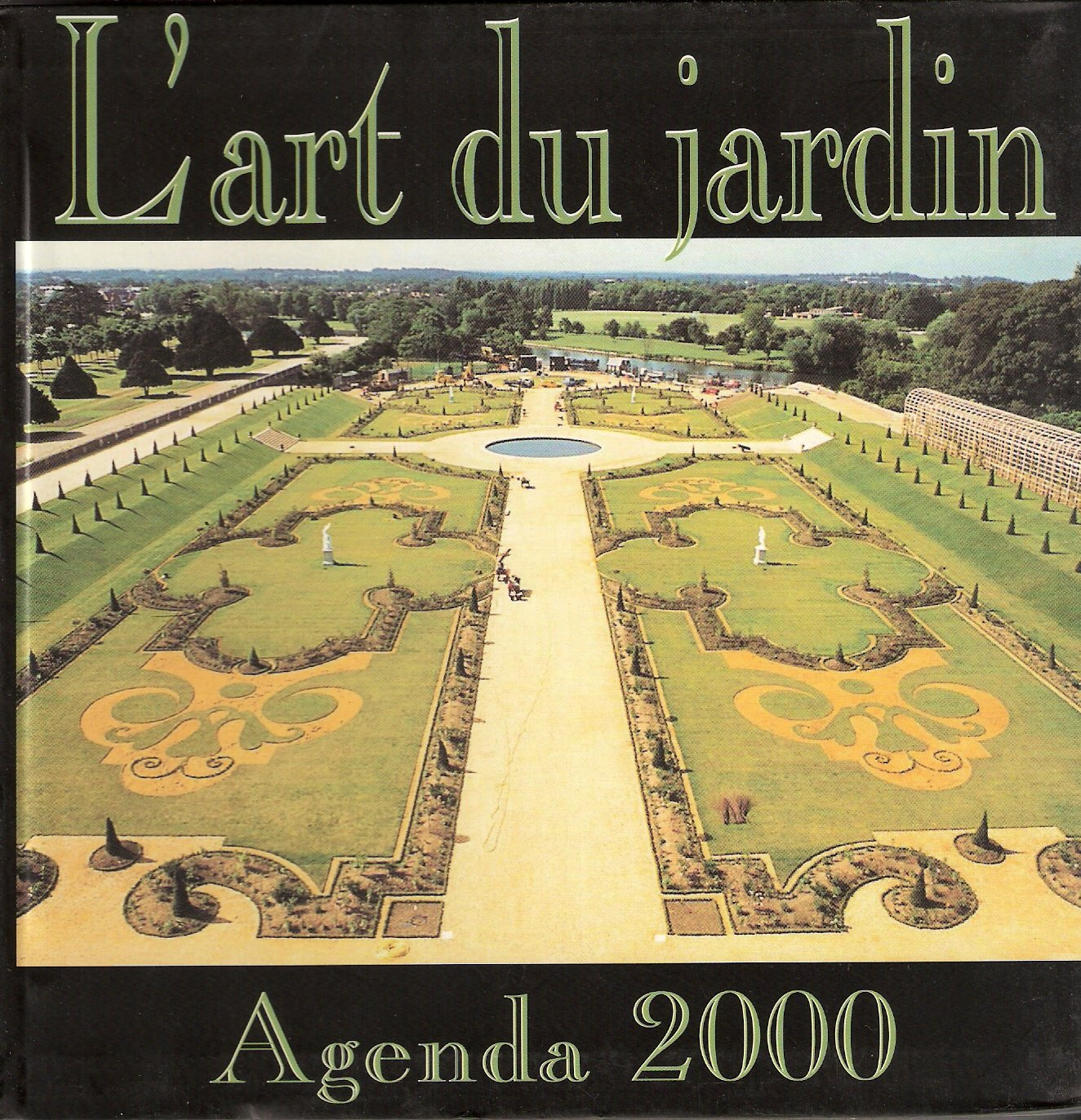 L'Agenda L'Art du Jardin