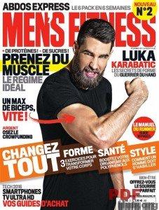 Men's Fitness Le tapin Clarisse Nénard