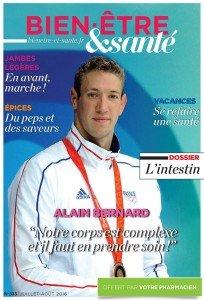 Bien-être & Santé magazine Juillet-Aout 2016