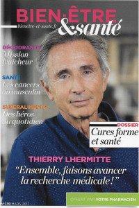 Magazine Bien-être & Santé Clarisse Nénard