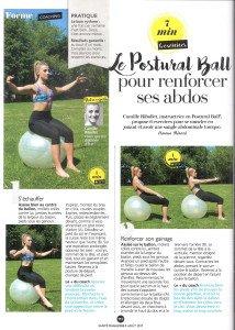 LE POSTURAL BALL SANTÉ MAG AOUT 2017_Page_1