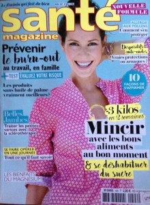santé Magazine avril 2017