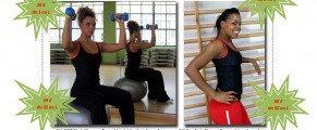 Lizgouz, LA nouvelle ligne de fitness qui monte!