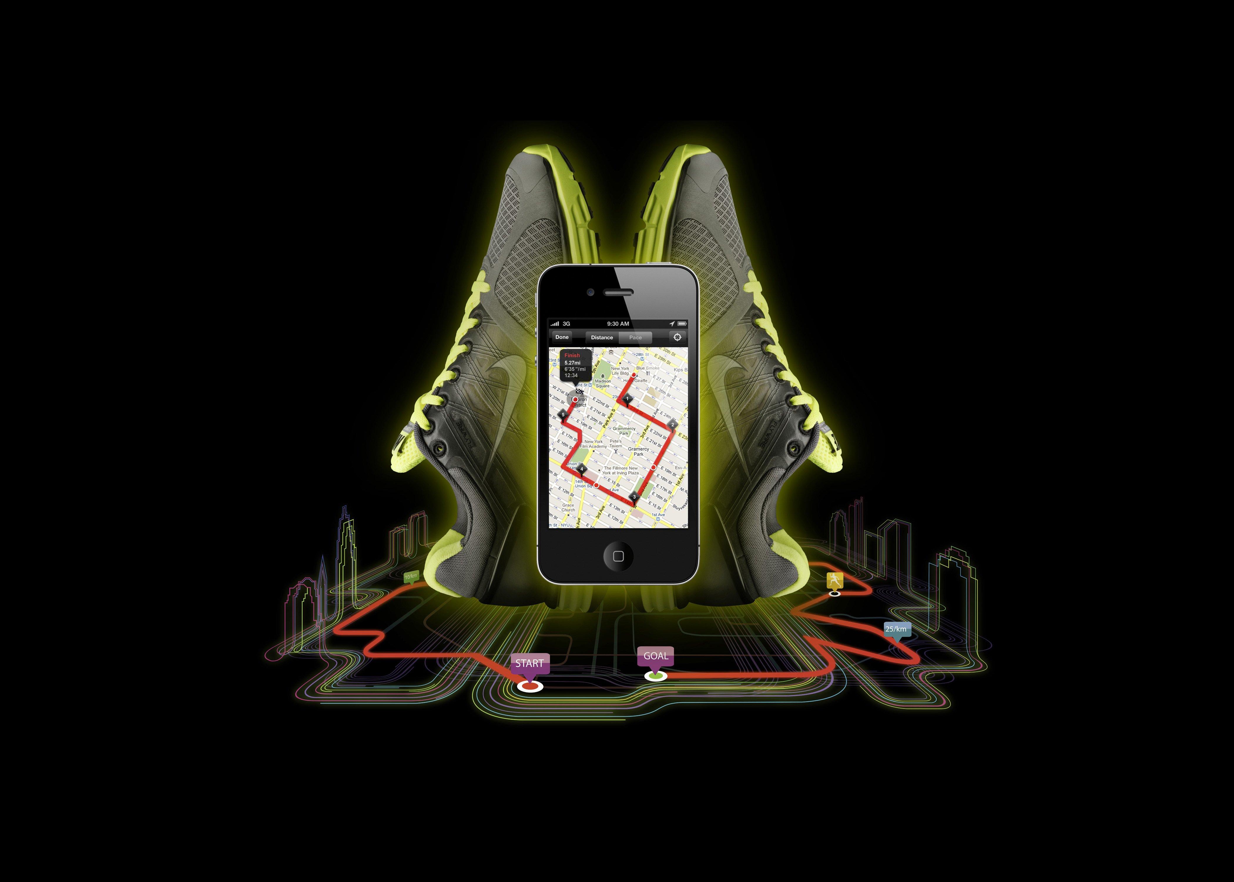 NIKE GPS 3