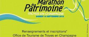 2ème Marathon du Patrimoine de Troyes