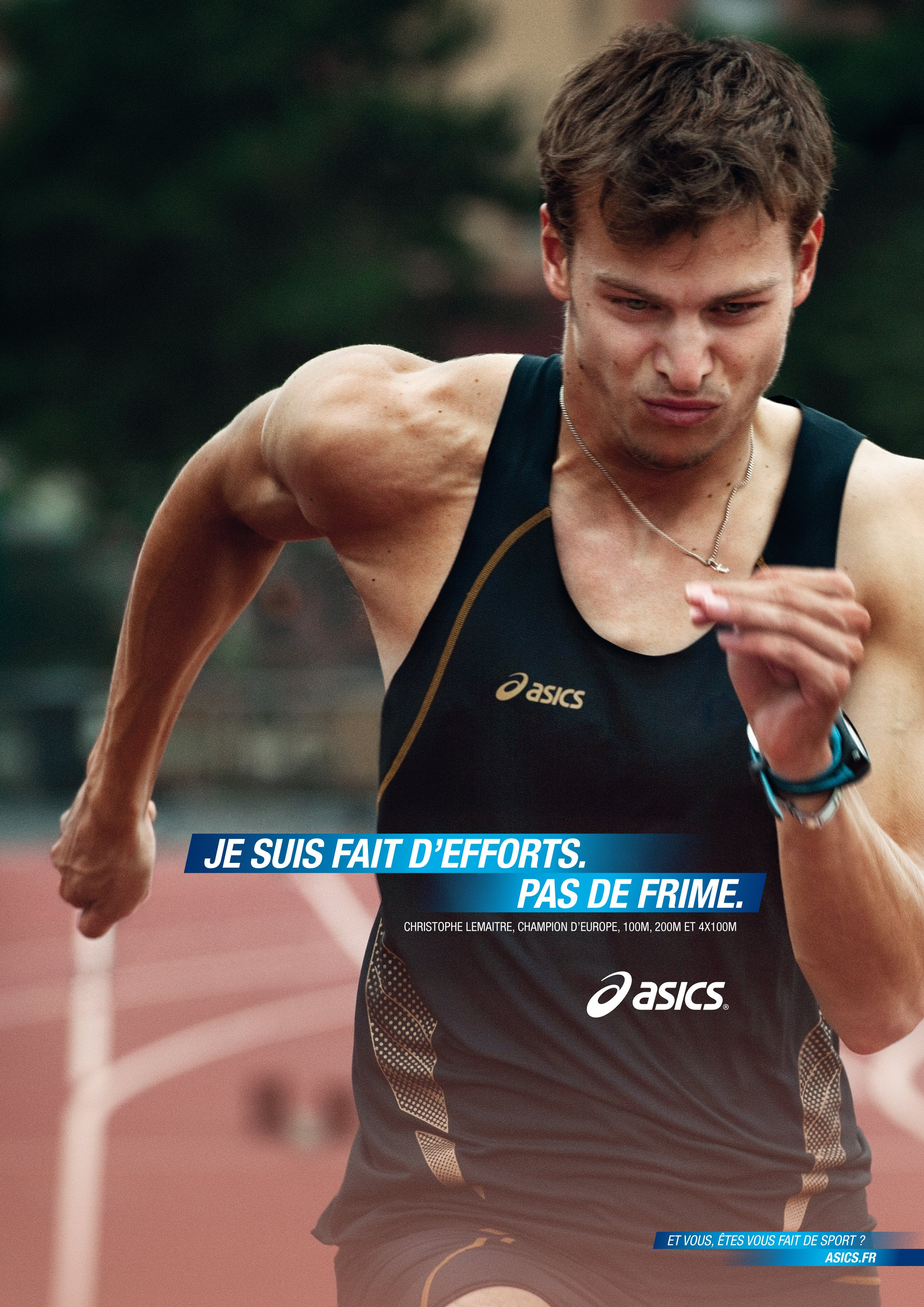 Asics lance sa campagne 2012 made of sport tous en forme la platefor - Made in sport vitrolles ...