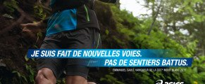 Asics lance sa campagne 2012 « made of sport »