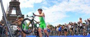 Le triathlon s'impose à Paris comme une épreuve de masse