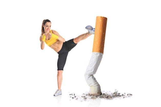 Je prends fortement le poids après a cessé de fumer