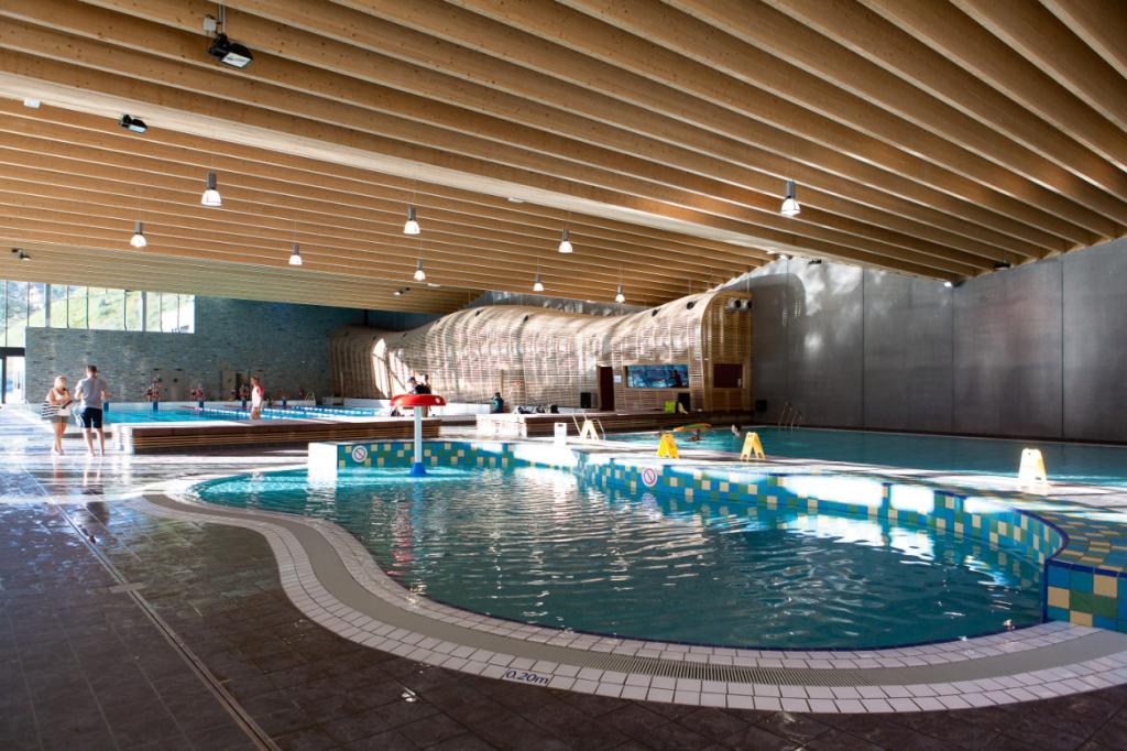 Morzine avoriaz une station authentique et innovante for O piscine de martin
