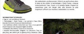 TEVA casse les codes et redénitit les chaussures d'eau