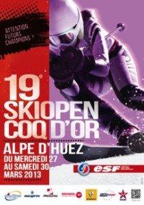 19ÈME ÉDITION  SKIOPEN COQ D'OR  À L'ALPE D'HUEZ (ISÈRE dans Ski ski-211x300
