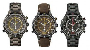 Timex « Adventures Series Tide Temp Compass », la montre