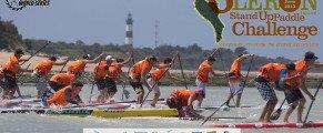 Les meilleurs riders mondiaux à l'assaut des forts charentais à l'occasion de l'Oléron Island Stand Up Paddle Challenge du 7 au 9 juin 2013.