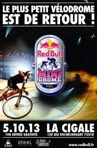 RED BULL MINI DROME, le plus petit velodrome est de retour en France! dans Bons Plans affiche_red_bull_mini_drome_2013-197x300
