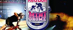 RED BULL MINI DROME, le plus petit velodrome est de retour en France!