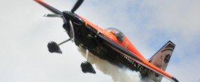 Les Championnats du monde de voltige aérienne Unlimited à Sherman, Texas (US)