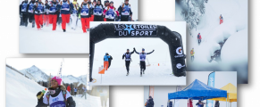LA PRO‐AM, le 1er Raid blanc grand public en binome en présence des Champions des Etoiles de Sport