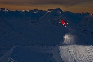 Val_Thorens_Antoine Diet sunset Early Camp_creditLouisGarnierphotography