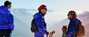 Le GORE-TEX® Experience Tour « Free Ski Mountaineering Camp »