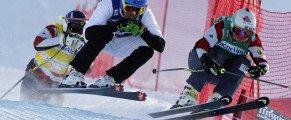 Val Thorens, capitale mondiale du ski cross
