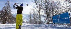 14ème Megève Winter Golf du 13 au 16 février 2014
