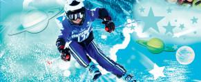 « 1000 PATTES » le plus grand rassemblement de jeunes skieurs en France !