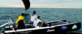 Coup d'envoi du GDF SUEZ Énergies France Kite Tour 2014