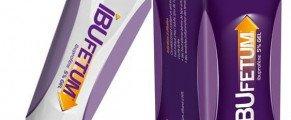 Ibufetum® 5% gel, le nouveau gel anti-inflammatoire