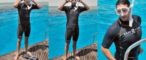 Faites-vous du snorkeling cet été?