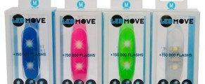 Les Led Move pour des sorties plus fun!