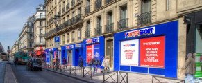 INTERSPORT ouvre son premier magasin à Paris