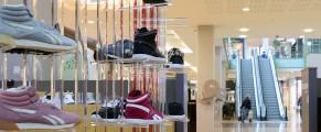 Reebok a ouvert 2 nouveaux Pop-Up Stores