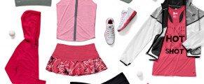 Nike habille Rafael Nadal, Roger Federer, Maria Sharapova, Serena Williams et Victoria Azarenka