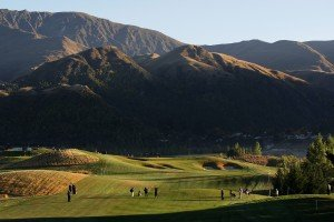 The Hills golf course, co-host of the 2015 BMW New Zealand Open