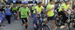 Grand succès pour la 2ème édition de la Run&Bike Solidaire Paris !