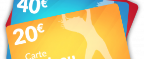 La carte cadeau Gymlib = 400 activités dans 1 200 salles en France