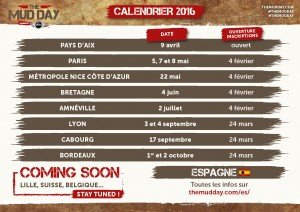 MUD Day 2016_CALENDRIER