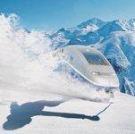 val d'isère snow express