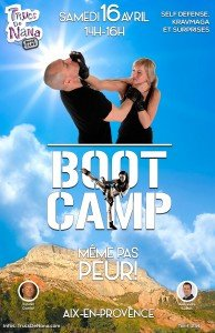 BOOTCAMP DTN SELF DEFENSE AIX