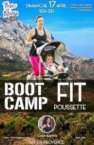 Bootcamp DTN Fit Poussette Aix