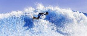 La plus grande vague artificielle du monde… dans le Vaucluse !