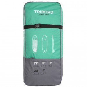 stand up tribord sac rangement