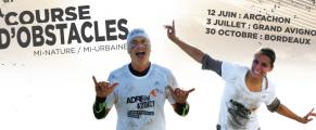 L'Adren Addict, la première course d'obstacles hybride mi-nature / mi-urbaine