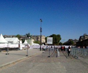 La Parisienne 2016 Zone Fan