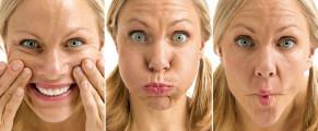 Gym faciale : musclez votre visage contre les rides