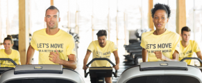 Technogym lance sa campagne digitale « Let's move for a better world » 2017
