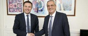 Ag2r La Mondiale et la Fédération Française de Cyclisme signent un partenariat afin de développer la pratique Handi-Valide et sport santé du vélo