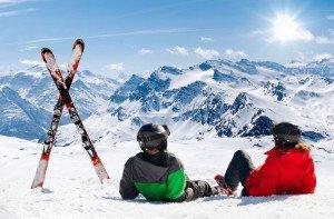 ski sports d'hiver