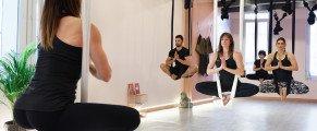 Mettez vous au Cloud Yoga Chez Ió